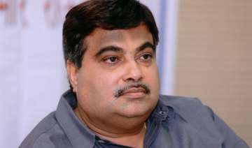 gadkari happy as raj nitish row ends - India TV