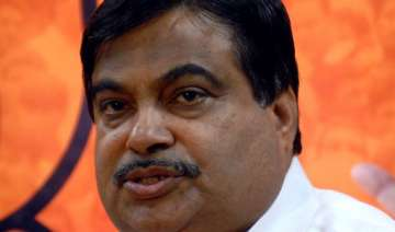 gadkari does some plain speaking about politics -...
