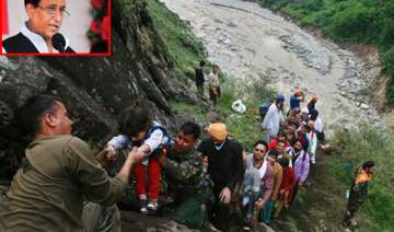 give us uttarakhand for 24 hours we will evacuate...