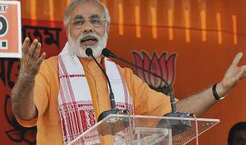 goa has a special place in my heart modi - India...
