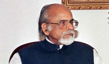 i k gujral admitted to hospital condition serious...