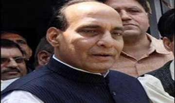 i will not become up cm says rajnath - India TV