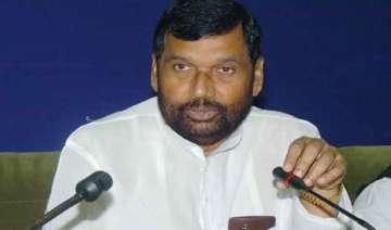 paswan bats for reservation for dalits in private...