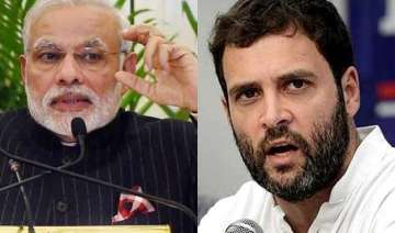 stop making speeches start action rahul tells pm...