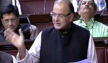 govt moves gst bill in rajya sabha congress...