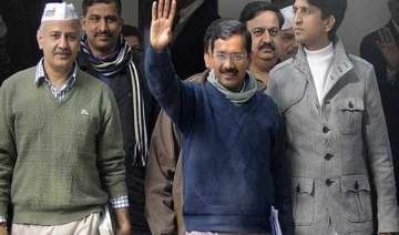 aap forms new organisational team - India TV