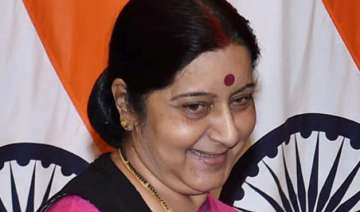 sushma swaraj leaves for sri lanka - India TV