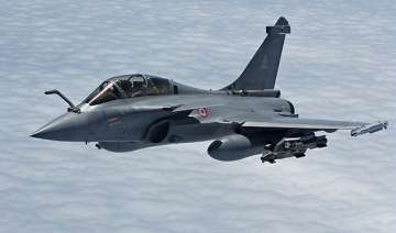 rafale delivery in accordance with iaf s...