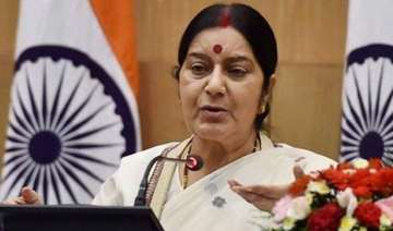 sushma swaraj writes to thai counterpart on...
