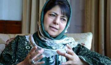 mehbooba condemns killing of youth in budgam -...