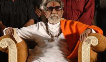 abusing bal thackeray is spitting at the sun...