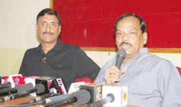 liberhan report leak will not impact jharkhand...