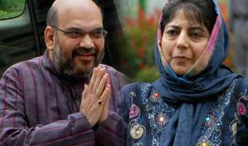 bjp pdp close to seal alliance in jammu and...