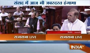 sharad yadav fumes over online petition to end...