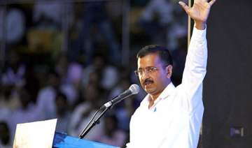 bjp uses kejriwal s tweets to attack him over...