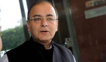 decision on land ordinance in 2 days arun jaitley...