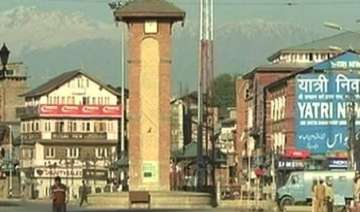 restrictions in some areas of srinagar ahead of...