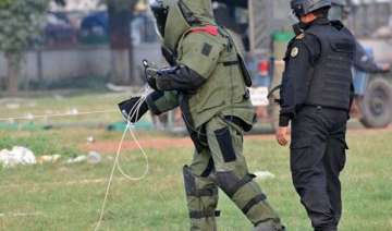 61 bombs found in trinamool congress leader s...