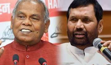 manjhi paswan slam vk singh s dog remark - India...