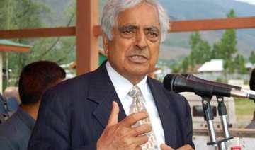 mufti reviews security situation infiltration...