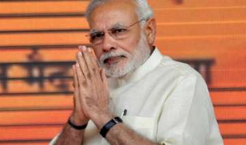 pm modi urges people to vote in large numbers in...