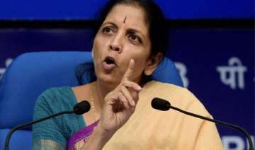 nirmala rebuts up cm says beef exports already...