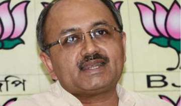 bjp leader serves legal notice to tmc mps - India...