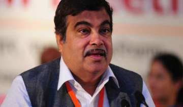 nitin gadkari says political conspiracy against...
