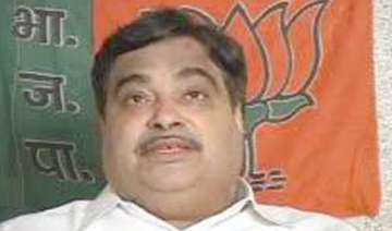 gadkari appears set to become next bjp president...
