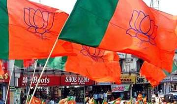 bjp to hold two day workers training workshop in...