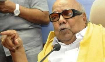dmk not to contest assembly by election...