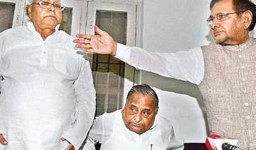 samajwadi party to attend patna rally today to...