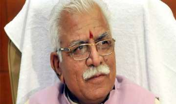 schemes to benefit poor manohar lal khattar -...