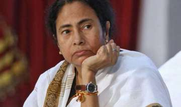 mamata is known for her simple way of living...
