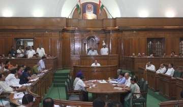 delhi assembly to send resolution against mha...