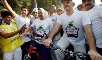 car free day brought down pollution 60 pc in...