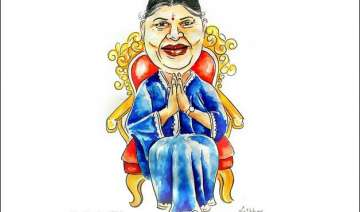 chronology of events leading to jaya s return as...