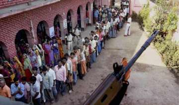 bihar polls 55 voter turnout recorded in 2nd...