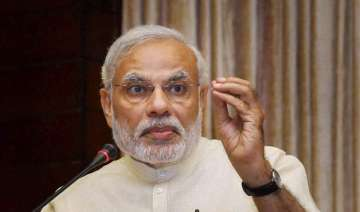 pm modi asks actors youths to promote handloom -...