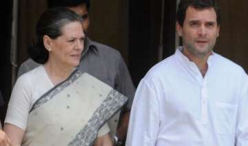 no conflict party needs guidance of both sonia...