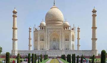 taj mahal not turning yellow government tells...