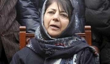 pdp seeks assurance from bjp on article 370 afspa...