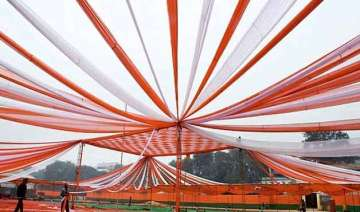 ramlila maidan gears up to host modi on jan 10 -...
