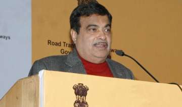 nitin gadkari announces building of ayodhya...