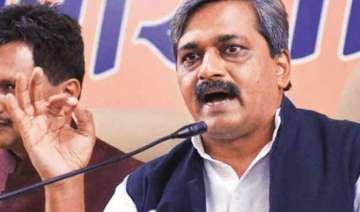 bjp lashes out at aap for misleading public about...