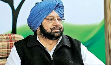amarinder congratulates party workers for great...