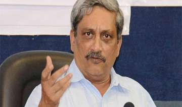 manohar parrikar blames upa government for...