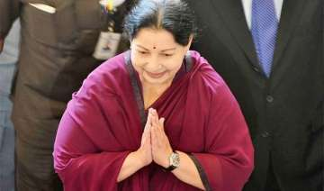 jayalalithaa to be sworn in as tamil nadu cm on...
