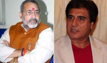 raj babbar offers to bear charges of giriraj...