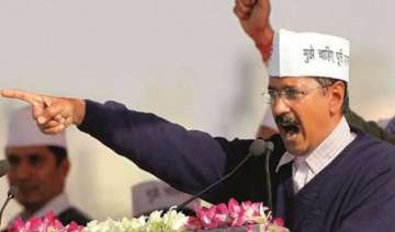 kejriwal vs jung aap appoints arvind ray as...